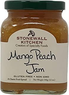 product image for Stonewall Kitchen Mango Peach Jam, 12 Ounces
