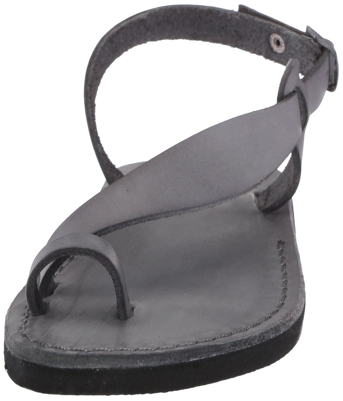 Jerusalem Sandals Women's Mia Sandal B075KXDK8G 36 Medium EU (5-5.5 US)|Grey
