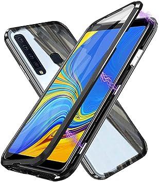 Funda Magnética para Samsung Galaxy A9 2018 Concha Estuche Ultra ...