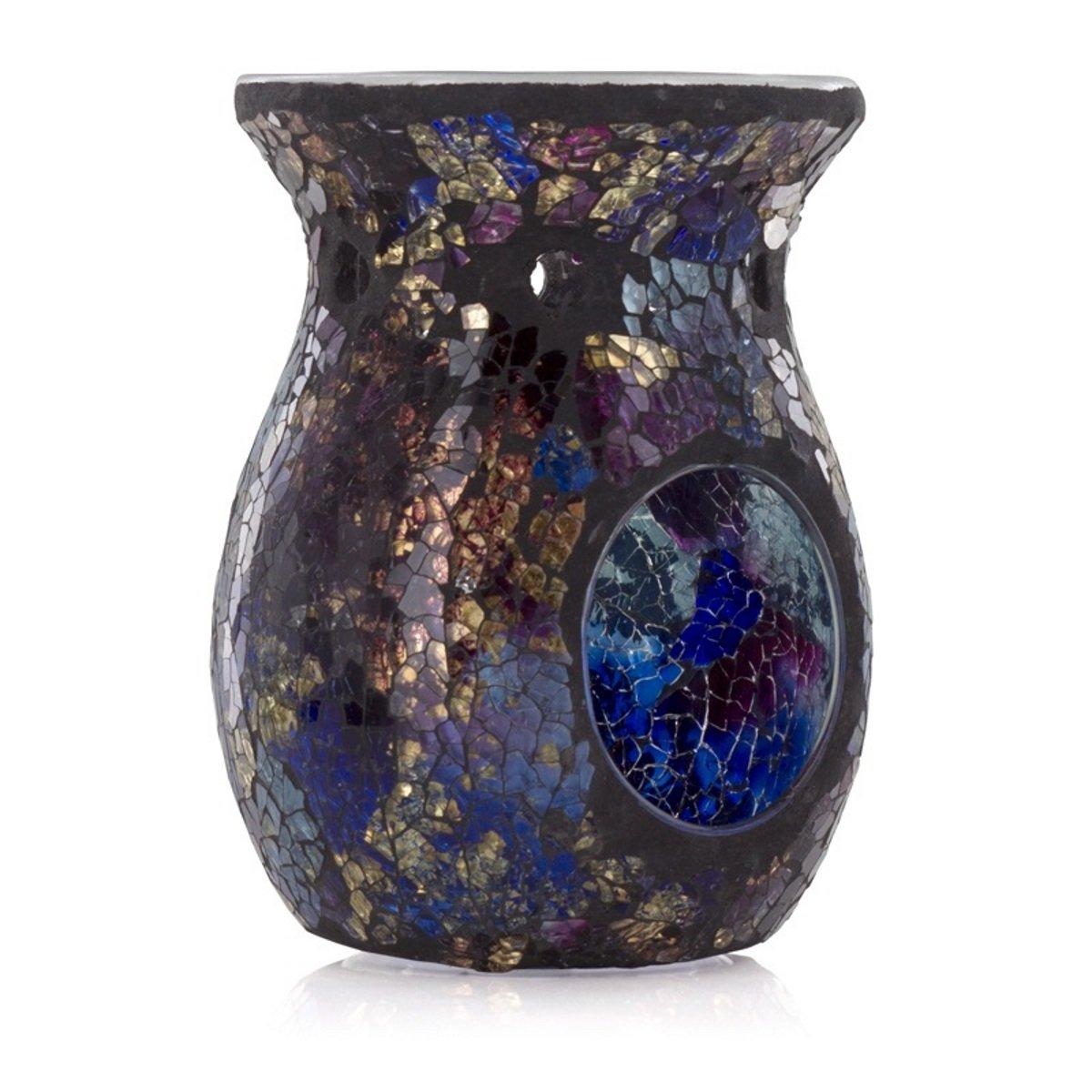 Classic Mosaic Oil Warmer Wax Warmer - Afterglow Ashleigh & Burwood MBCLA-694