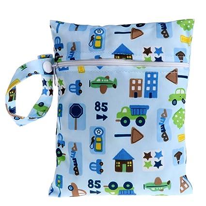 Bebé recién nacido pañal bolsa Portable Outdoor Agua Densidad Carrito organizador 23