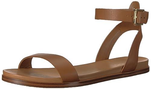 Aldo Damens's Gwenna Flat Sandale, Medium Braun, 8.5 Buy B US  Buy 8.5 Online 733b62