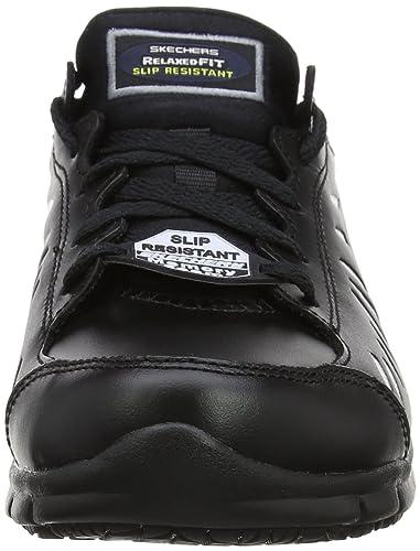 Skechers Eldred, Zapatos de Seguridad para Mujer: Amazon.es: Zapatos y complementos