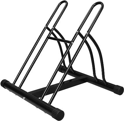 Bicycle Bike Floor Parking Storage Stand Display Rack Holder DURABLE QUALITY