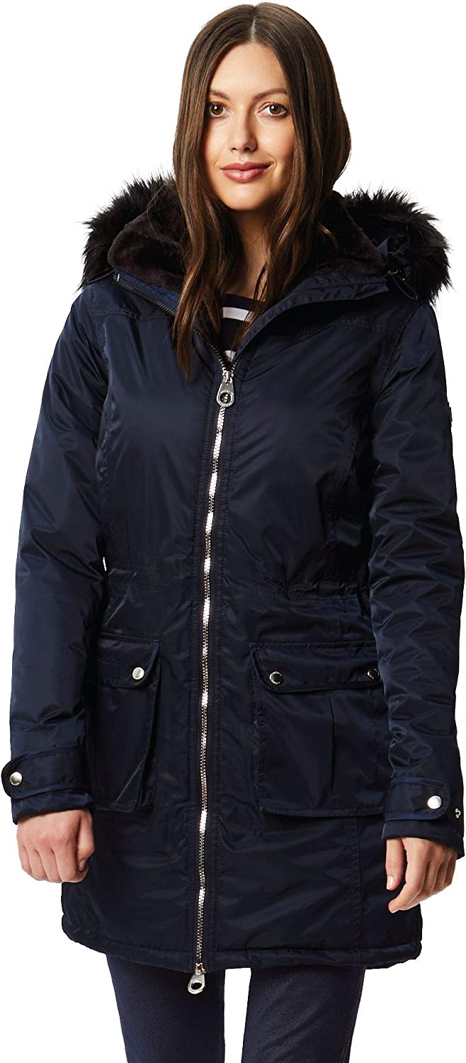 Regatta Womens Lucasta Waterproof and Breathable Insulated Jacket
