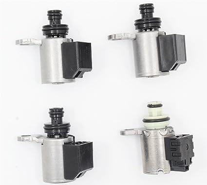 Amazon com: Shenlang 4pcs CVT Transmission Solenoid Kit