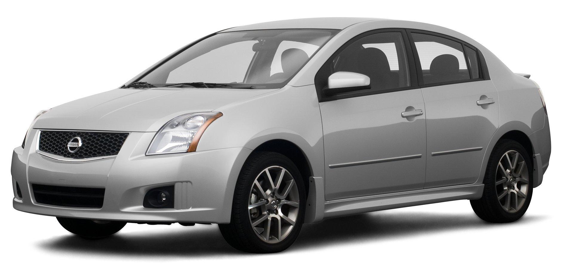 ... 2008 Nissan Sentra SE-R, 4-Door Sedan 4-Cylinder CVT ...