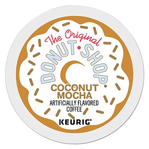 Oryginalny Donut Shop Kokosowy Mocha Keurig Single-Serve K-Cup Pods