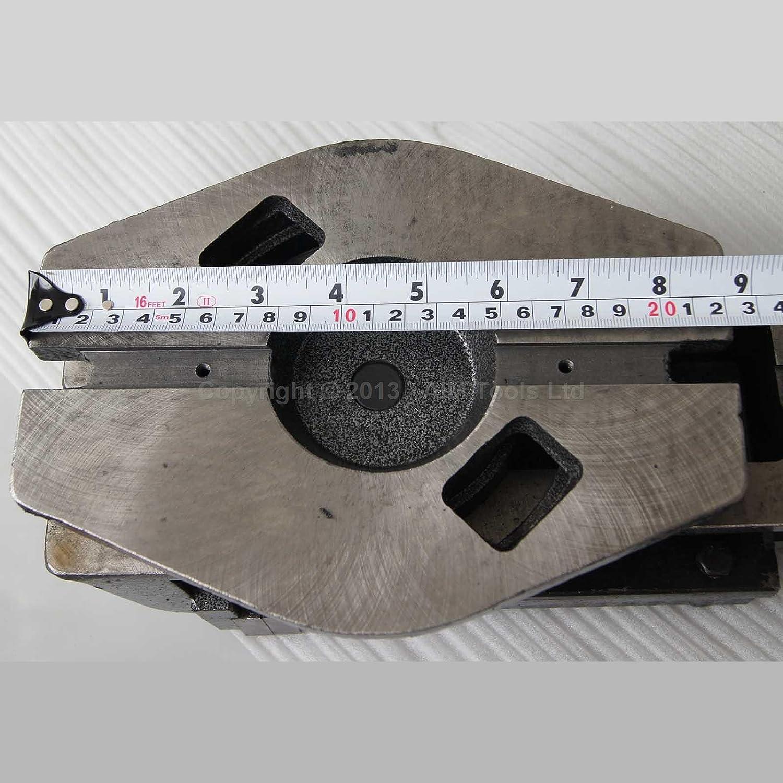 /Étau fraisage tour base pivotante de pr/écision 80mm 4021543