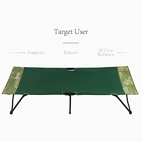 Forfar Folding Camping Bed Portable