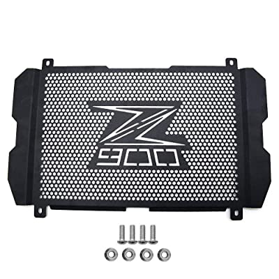 Z900 Motorcycle Radiator Grille Grill Guard Protective Cover Grill For Kawasaki Z900 Z 900 2020 2020 2020: Automotive