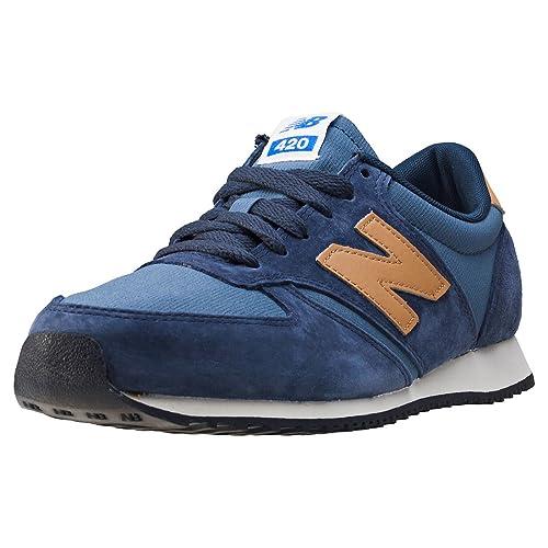 01518687b4 New Balance U420 Mens Trainers  Amazon.co.uk  Shoes   Bags