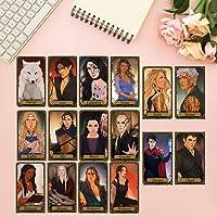 Cards/Marcadores -Trono de Vidro (16un)