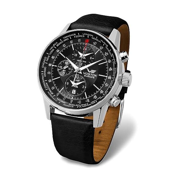 Vostok Europe - Reloj de Caballero ym26-560a254