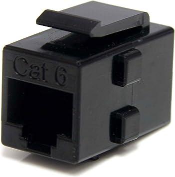 Startech C6 Key Coupler Caja Empalme Acoplador Keystone CA: Amazon.es: Electrónica