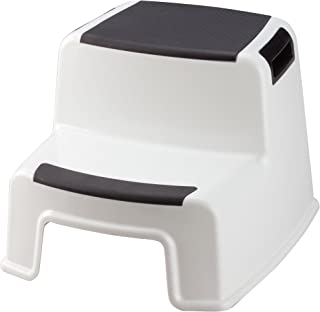 Two Tier Stepping Stool by Miles Kimball  sc 1 st  Amazon.com & Amazon.com: 2-Step 300 Pound Capacity Durable Utility Step Stool ... islam-shia.org
