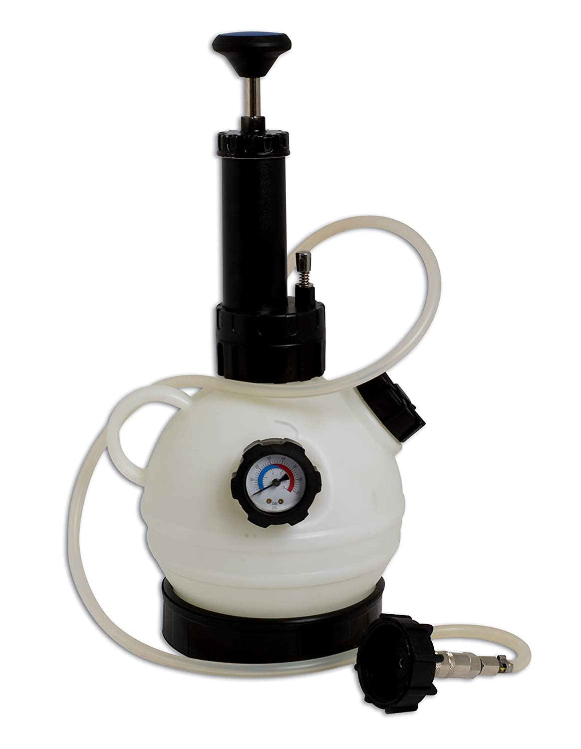 Laser LAS4832 Manual Brake Bleeder, 2.0 Litre Tool Connection (EU)