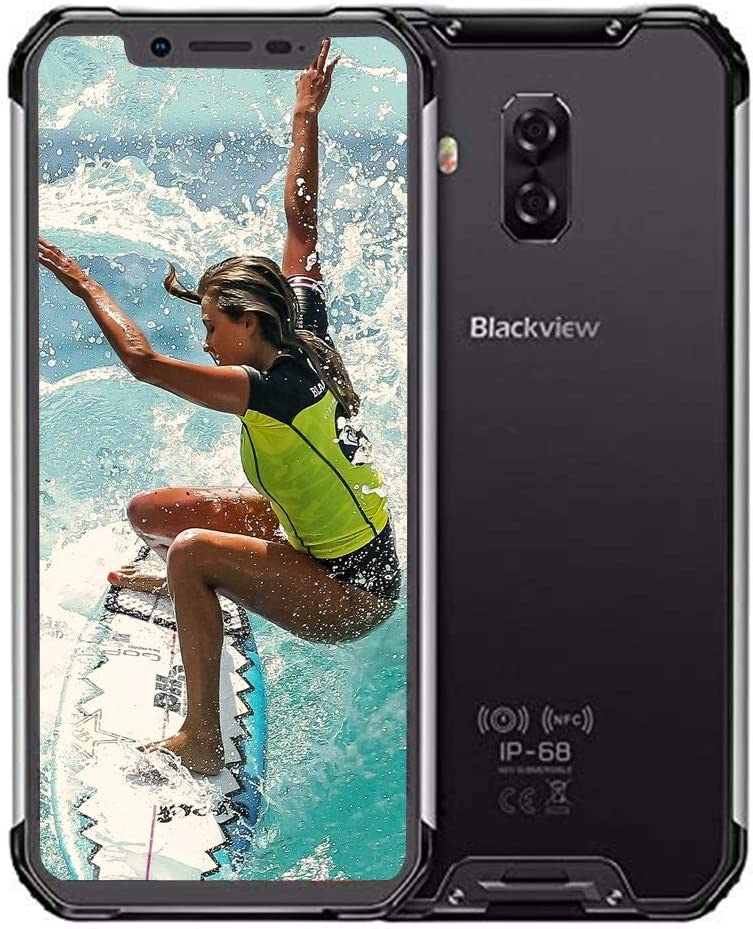 Blackview BV9600 Pro Rugged Phone,Helio P60 AI Procesador,6.2119 ...