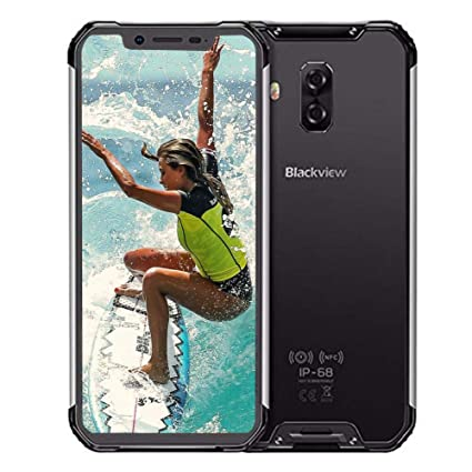Amazon.com: Blackview BV9600 PRO – Android 8.1 4G LTE ...