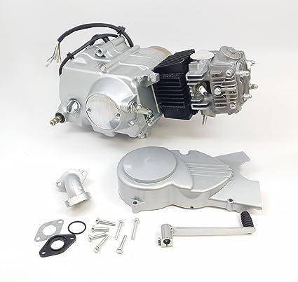 Amazon com: Lifan 125cc Manual Clutch Engine Motor CRF50