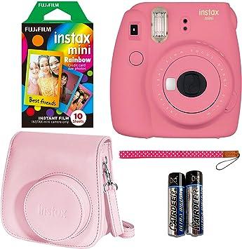 Fujifilm Instax Mini 9 - Flamingo Pink RitzCamera product image 4