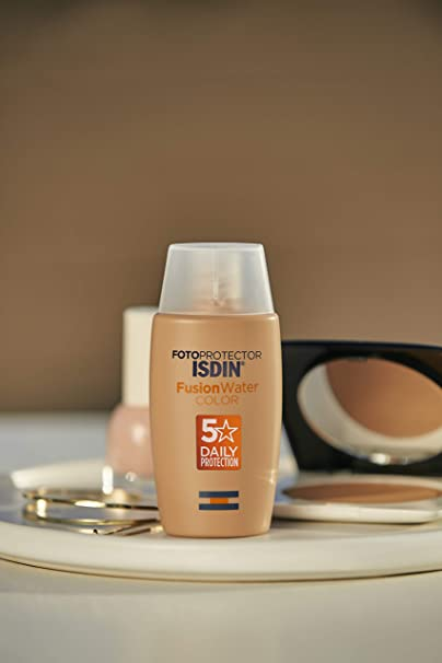 ISDIN Fotoprotector Fusion Water COLOR SPF 50, Fotoprotector ...