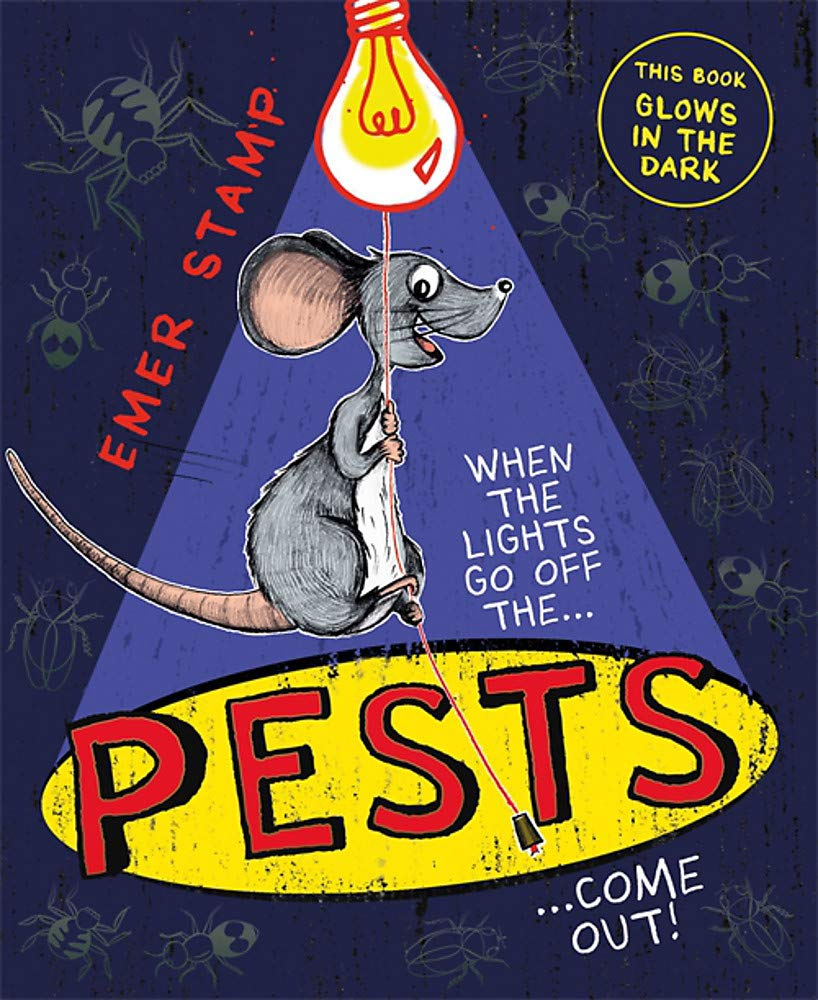 PESTS: Amazon.co.uk: Emer Stamp: 9781444949629: Books