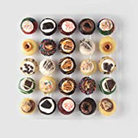 Baked by Melissa Cupcakes - Latest & Greatest - Assorted Bite-Size Cupcakes - 12 Flavors Include: Red Velvet, Triple…