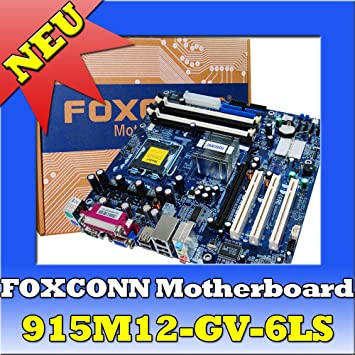 FOXCONN 915GV7MH-S DRIVER DOWNLOAD
