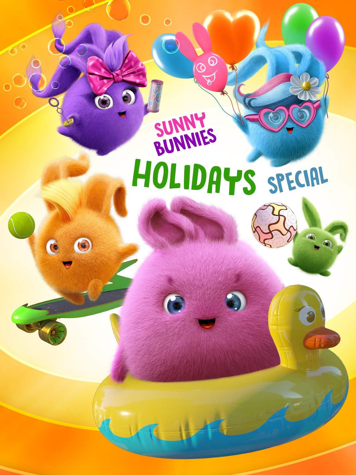 Sunny Bunnies - Holidays Special