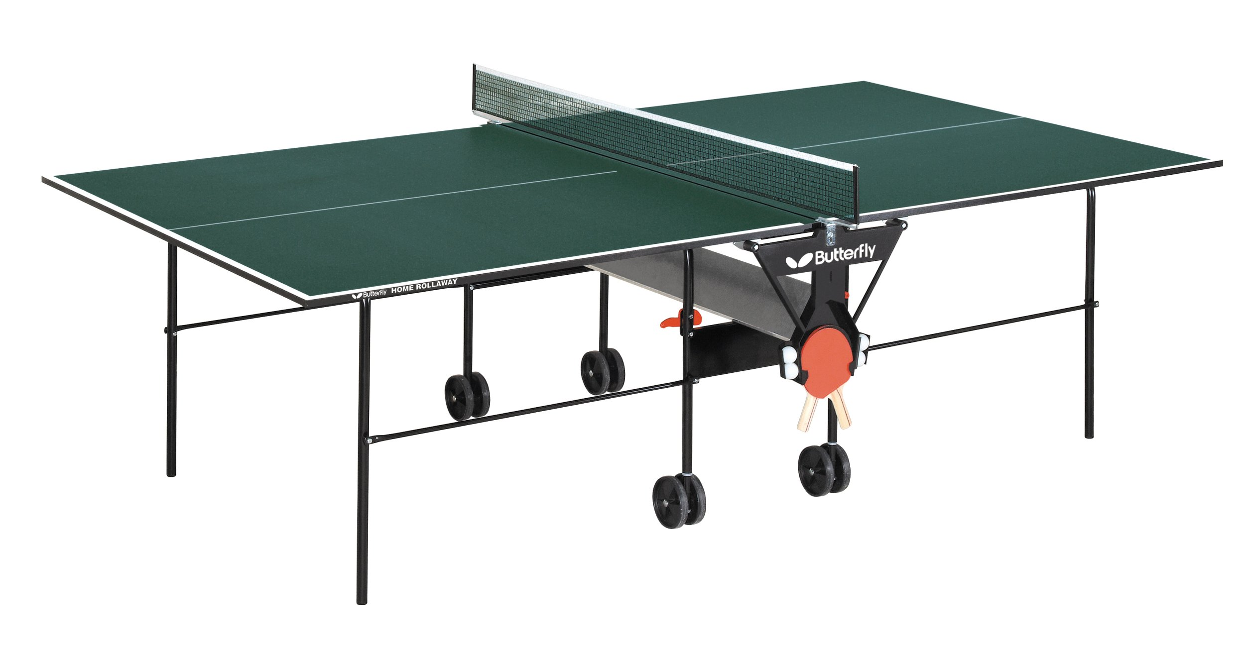 Butterfly TR16 Home Rollaway Table Tennis Table