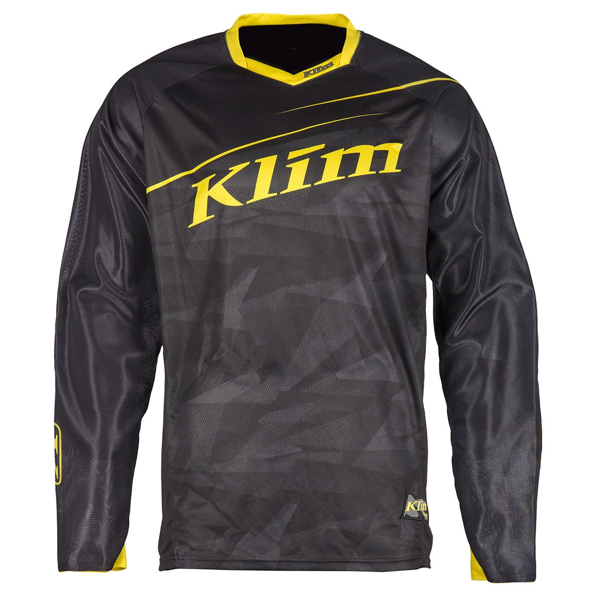 Klim Dakar Jersey - XL/Black