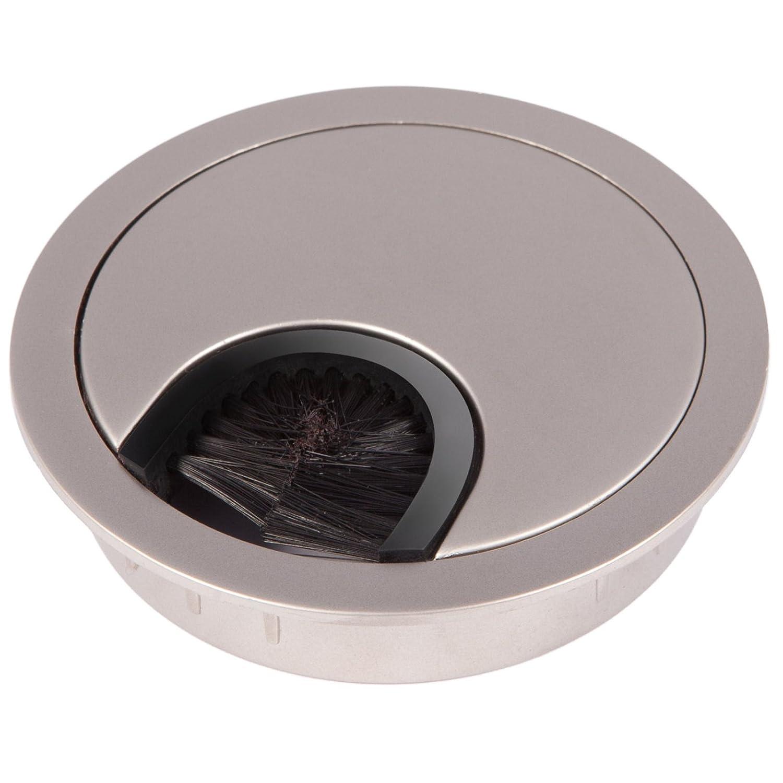 So-Tech/® Passe de C/âble de Diam/ètre de Per/çage 60 mm m/étal Finition en INOX Mat