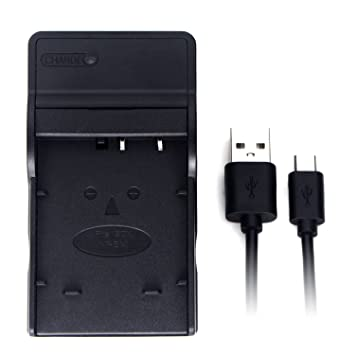 NP-BN1 USB Cargador para Sony Cyber-Shot DSC-T110, DSC-T99, DSC-TF1, DSC-TX30, DSC-TX20, DSC-TX200V, DSC-TX10, DSC-TX9, DSC-TX5, DSC-WX80, DSC-W620, ...