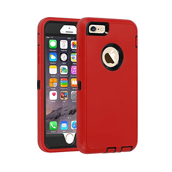 Wide Selection; clip Fits Otterbox Full Protection Defender Rugged Case Iphone 6 /6 Plus Cover