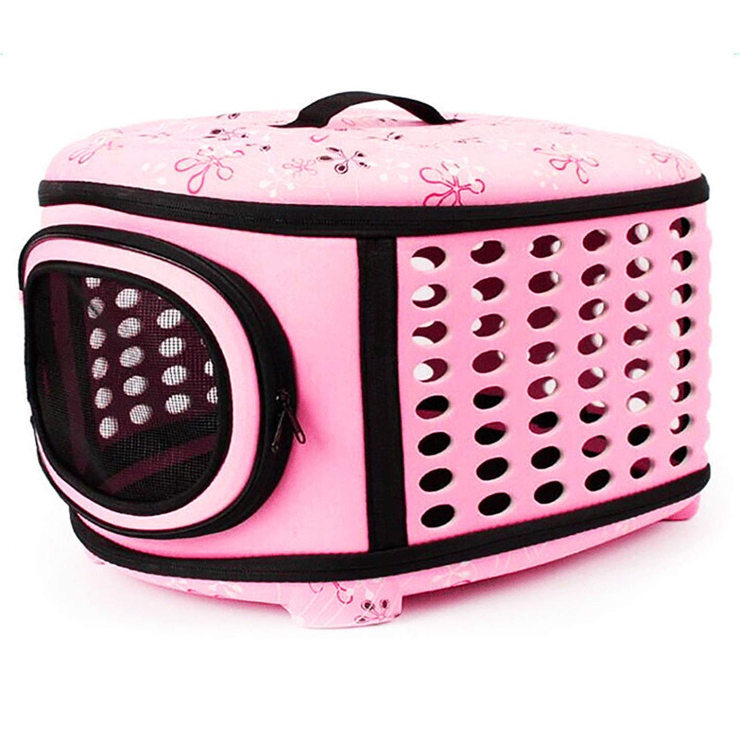 As picture B2 M3Eva Folding Pet Carrier Puppy Dog Cat Outdoor Travel for Small Dog Pet Dog Soft Kennel Pet Carrier Bag Puppy Pets Carrier