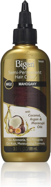 Bigen Semi-Permanent Haircolor # Mg2 Mahogany 3 oncia (88ml)