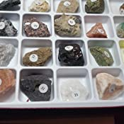 American Educational Classroom Collection of Rocks and