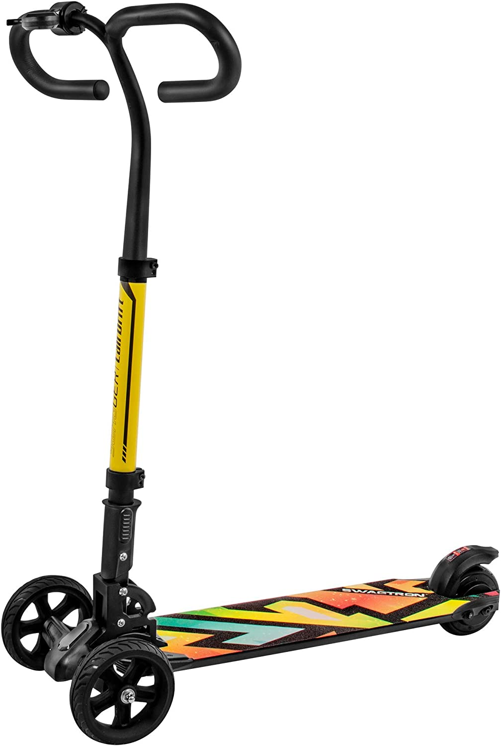 SWAGTRON CALI DRIFT THREE WHEEL ELECTRIC SCOOTER| 3-WHEELED ELECTRIC SCOOTER