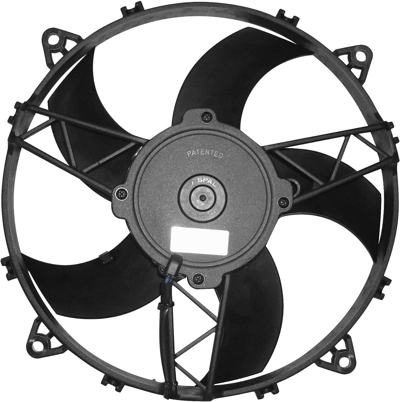 Universal Parts Spal Z6002 Z6002 - Ventilador de alto rendimiento ...