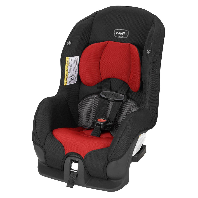 Evenflo Tribute LX Convertible Car Seat, Jupiter