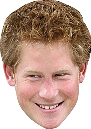 Celebrity face mask kit prince harry do it yourself diy 5 celebrity face mask kit prince harry do it yourself diy 5 solutioingenieria Images