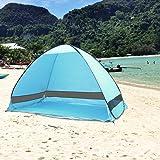 tente de plage anti uv parasol abri tente plage pop up abri de plage