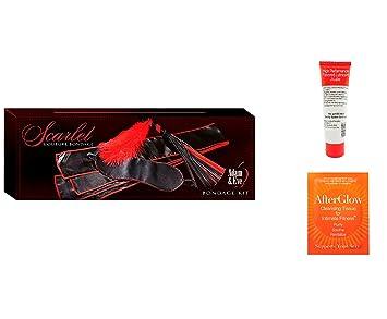 Amazon.com  Bundle-3 Items  Adam   Eve Scarlet Couture Bondage Kit ...