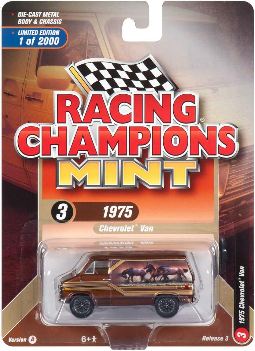 Racing Champions Mint 1:64 Die Cast Bundle Release 3 2018 Version A