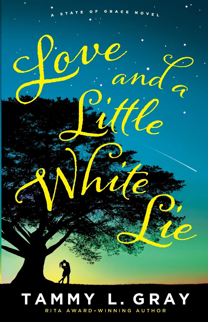 Love and a Little White Lie by Tammy L. Gray {Book Review}