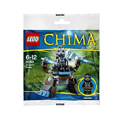 LEGO Legends of Chima Gorzan's Walker (30262) Bagged Set: Toys & Games