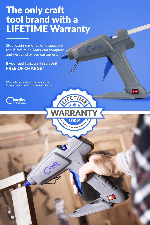 Amazon.com: Chandler Tool - Pistola de pegamento comercial ...