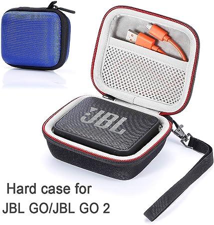 Tasche Für Jbl Go Jbl Go 2 Hartschalen Reisetasche Für Elektronik