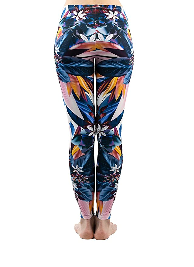44d577ba5d941a PINK PLOT Women's Yoga Gym Popular Printed Buttery Soft Leggings Fashion  Thin Pants 20+Colors (Blue Jungle, One Size-Fit XS-L) at Amazon Women's  Clothing ...